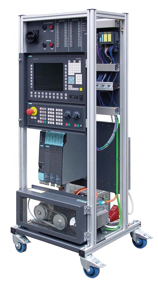 CNC řídicí systémy Siemens